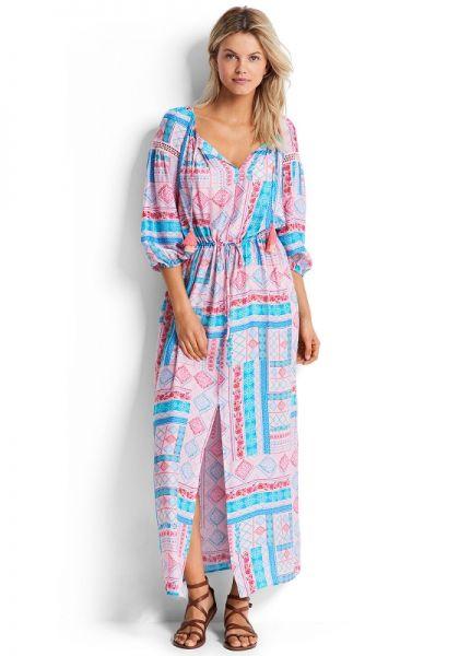 Tropical Vacay Maxi Dress