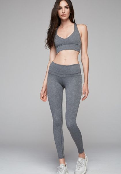 Varley Union Dove Heather Leggings