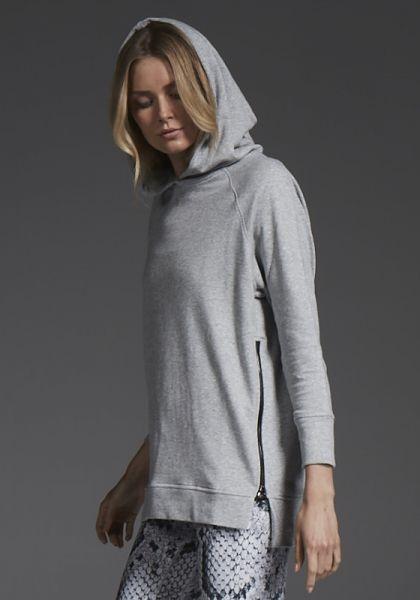 Wilton Hooded Top Grey