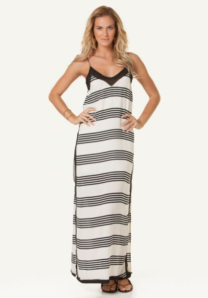 Vix Stripes Nina Dress