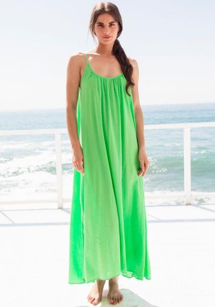 9Seed Tulum Dress Grass