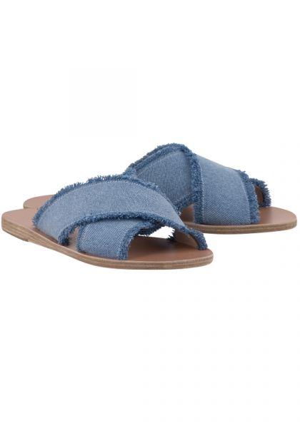 Ancient Greek Sandals Thais Leopard Sandals