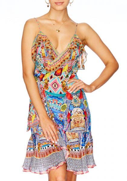 Camilla Close to My Heart Frill Dress