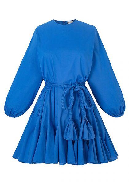 Rhode Resort Ella Dress Blue