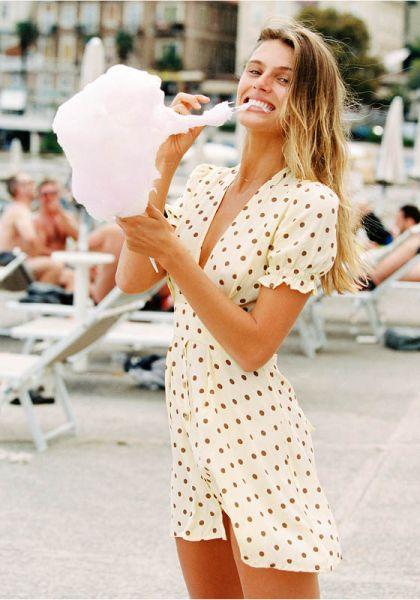 Vanelli Mini Dress