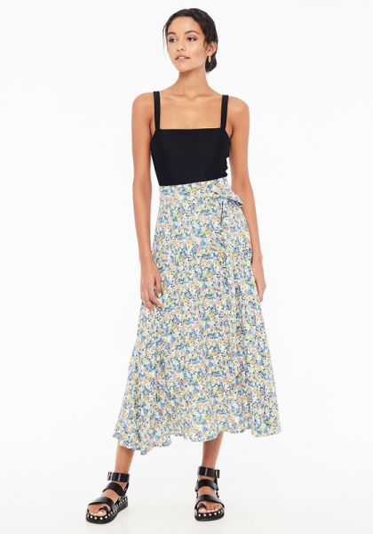 Faithfull The Brand Asiya Skirt Vionette