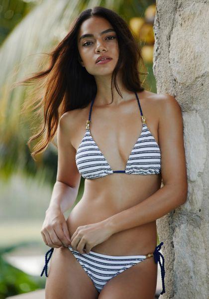 Heidi Klein Corsica Triangle Bikini