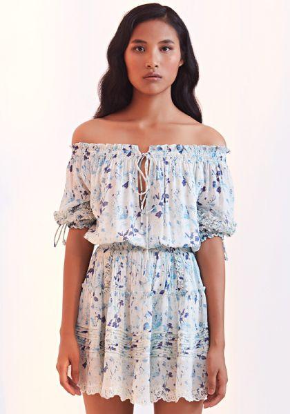 Hemant & Nandita Dawn Mini Dress