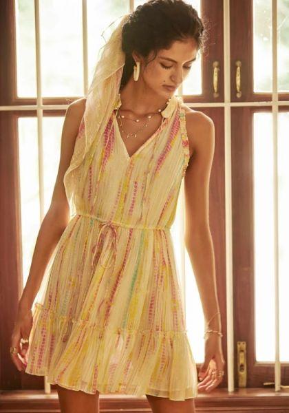 Hemant & Nandita Ann Short Dress