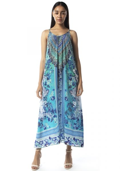 Inoa Catalina Azuro Strappy Dress