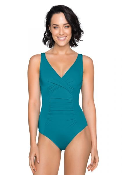 JETS by Jessika Allen Cross Over Swimsuit