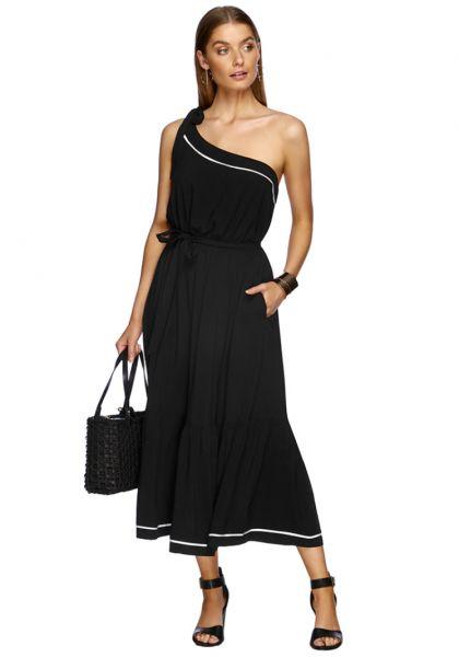 Jets By Jessika Allen Classique One Shoulder Dress