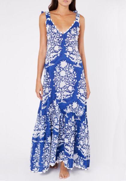 Juliet Dunn Palladio Maxi Dress