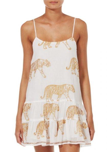 Juliet Dunn Tiger Cami Dress