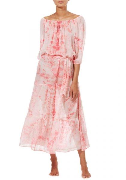 Juliet Dunn Off Shoulder Dress