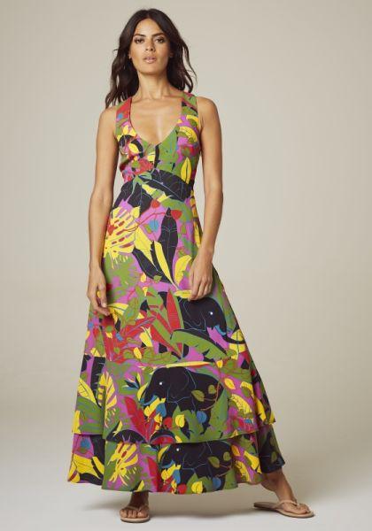La Double J Molly Girl Elefante Dress