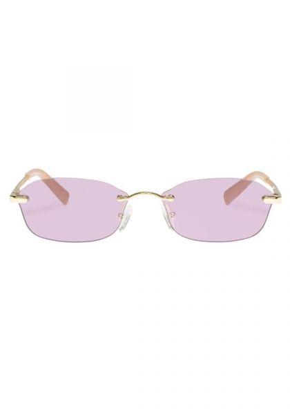 Les Specs Adolfo Sunglasses Lilac