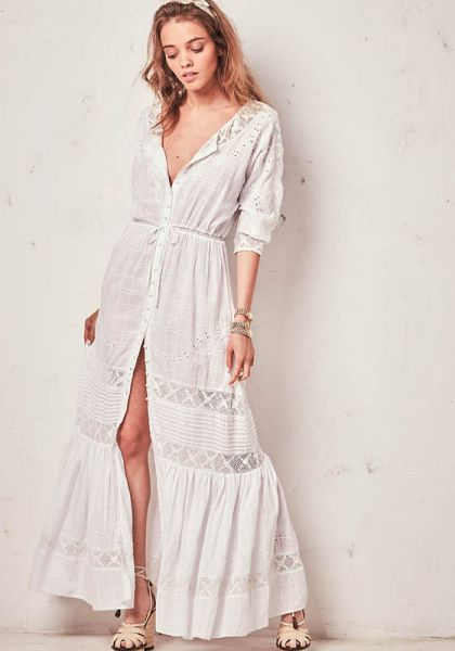 Loveshackfancy Callan Dress