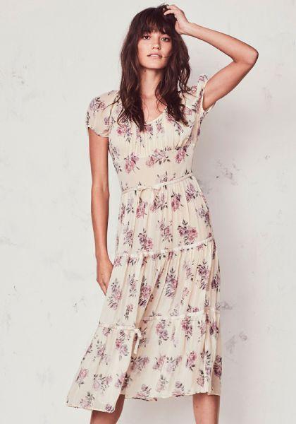 Love Shack Fancy Audra Dress