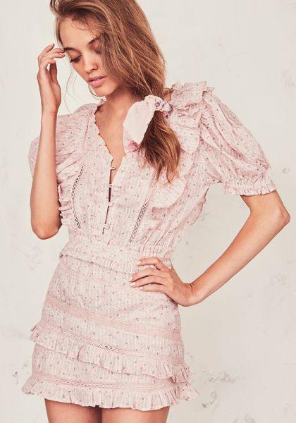 Love Shack Fancy Sutton Dress