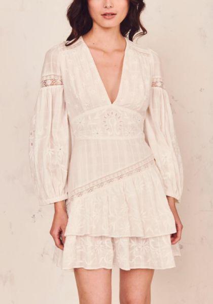 Loveshackfancy Abitha Dress