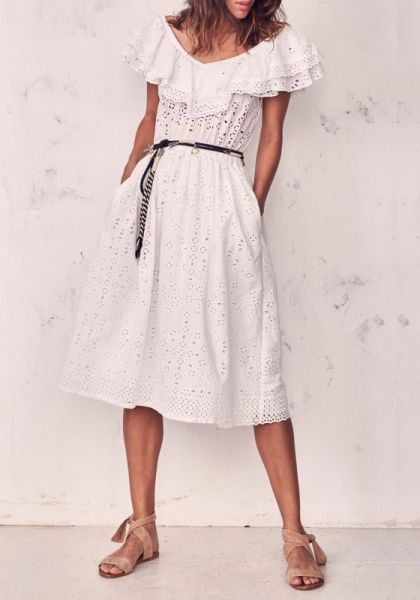 Loveshackfancy Liz Dress