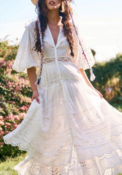 LoveShackFancy Titania Dress