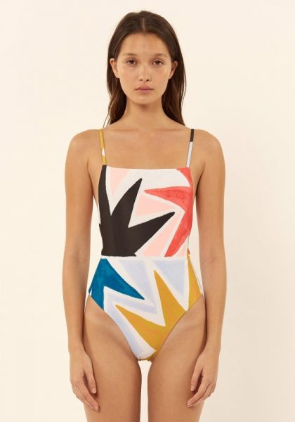 Mara Hoffman Superstar Swimsuit