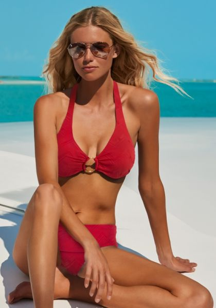 Melissa Odabash Brussels Bikini Red