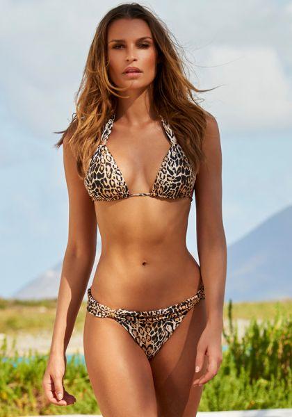 Melissa Odabash Grenada Bikini Cheetah