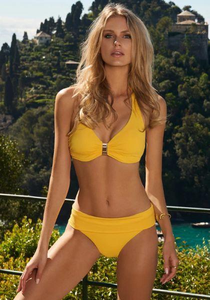 Melissa Odabash Provence Bikini Yellow