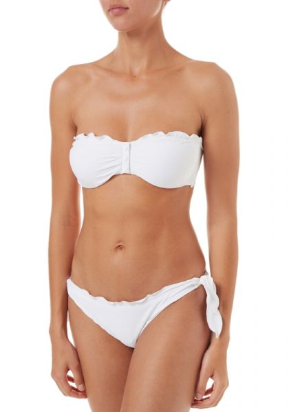 Melissa Odabash St Martin Bikini White