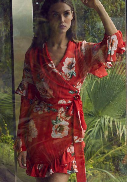 Misa Los Angeles Skylar Dress Poppy Floral