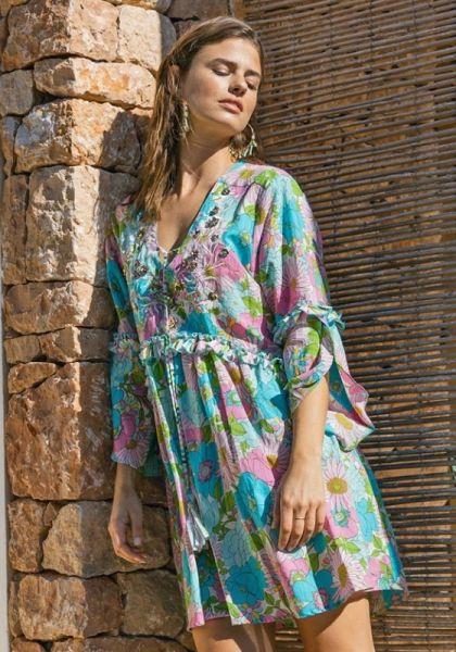 Miss June Abba Dress