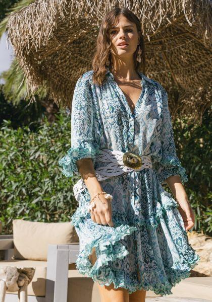 Miss June Birdie Dress