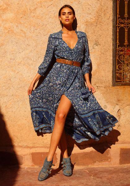 Miss June Brunette Dress