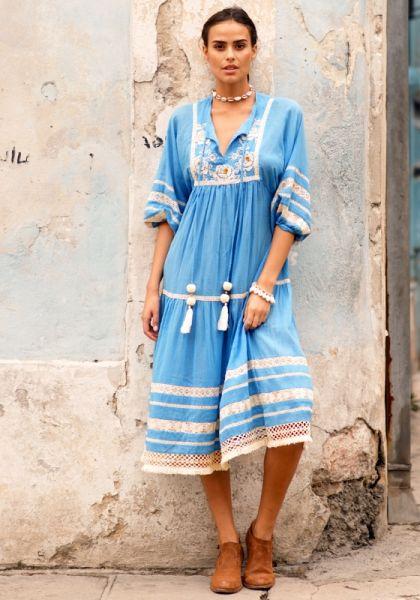 Miss June Celestina Dress