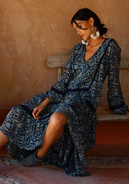 Miss June Crystal Dress