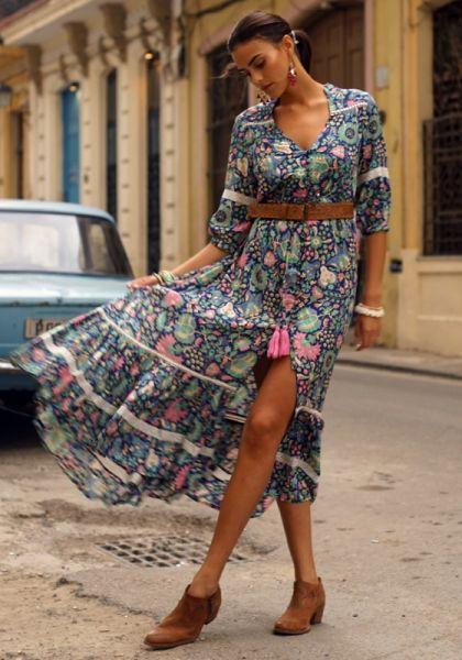 Miss June Paros Dress