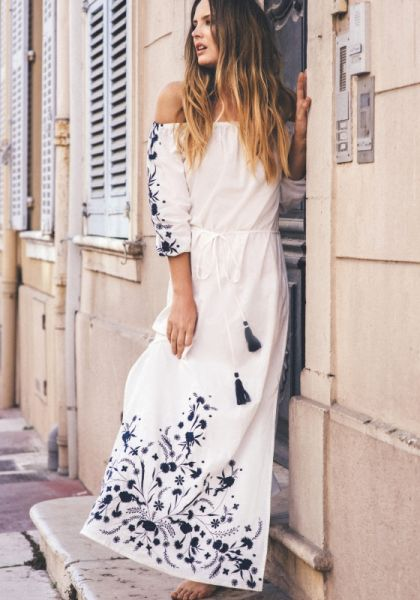 Pampelone Grimaud Maxi Dress