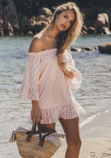 Pampelone Provence Tunic Pink