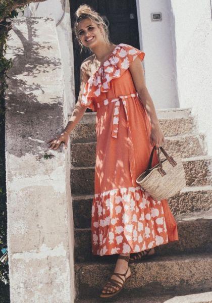 Pampelone Volpe Kleid