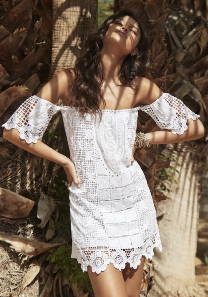 PilyQ Faye Dress