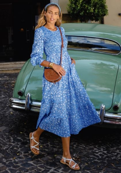 Isabel Dress Cornflower Lolita