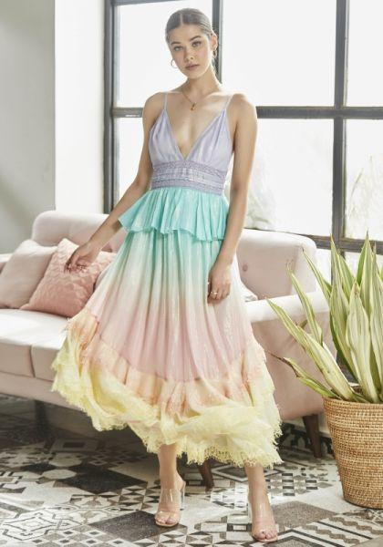 Rococo Sand Emi Ruffle Dress
