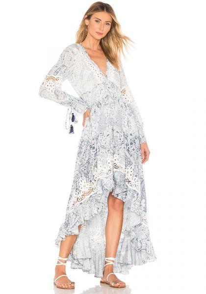 Rococo Sand Orenda High Low Dress