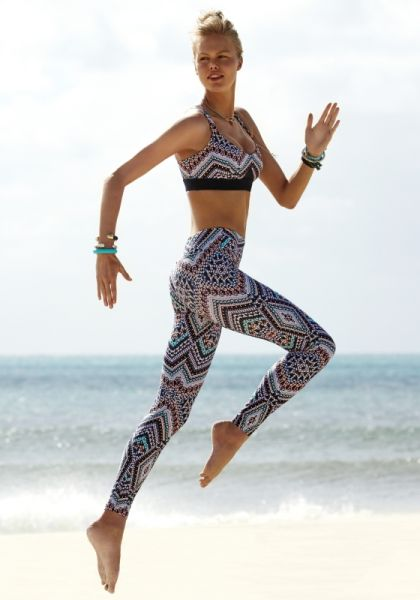 Seafolly Aztec Leggings