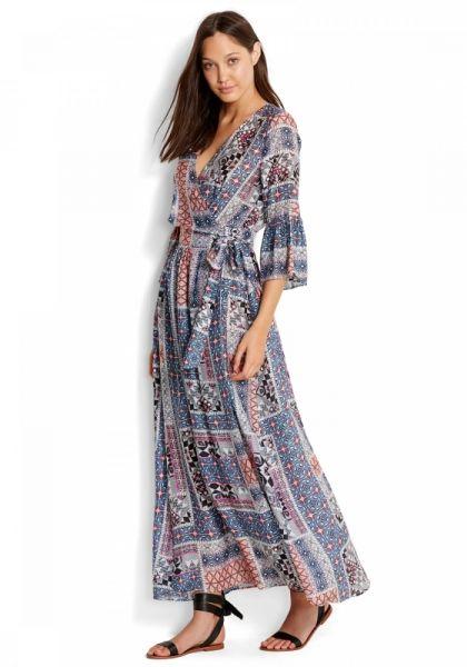 Seafolly Coastal Tribe Maxi Dress