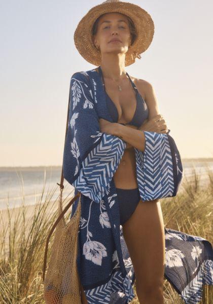 Seafolly Modern Marina Kimono