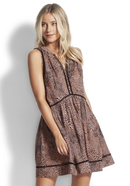 Seafolly Wild Ones Ladder Dress